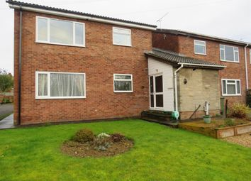 Thumbnail 2 bedroom flat for sale in Ridgewood Drive, Burton-Upon-Stather, Scunthorpe