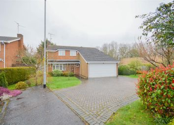 Thumbnail 4 bed detached house for sale in Robin Hood Close, South Bretton, Peterborough