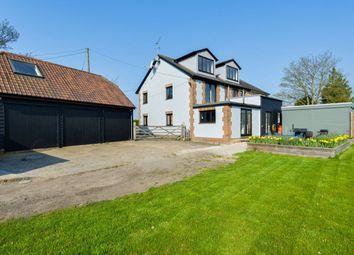 Thumbnail 5 bed semi-detached house for sale in Radwinter Road, Sewards End, Saffron Walden