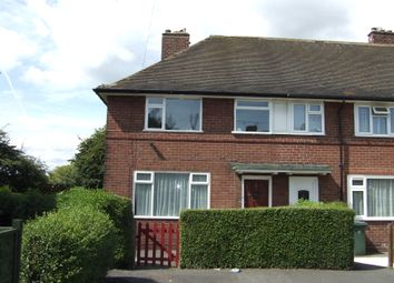 Thumbnail 3 bed semi-detached house to rent in Cardinal Square, Beeston