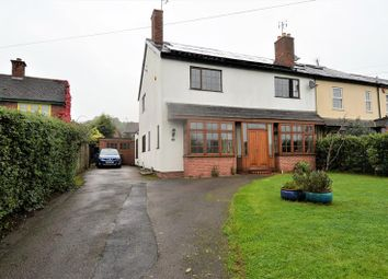 Thumbnail 3 bed end terrace house for sale in Linthurst Newtown, Blackwell, Bromsgrove