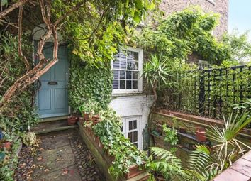 Thumbnail 2 bed terraced house for sale in Benhams Place, Hampstead Village, London