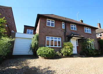 Thumbnail 4 bed detached house to rent in Granby Avenue, Harpenden