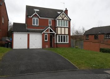 Thumbnail 5 bedroom detached house for sale in Kingfisher Way, Apley, Telford