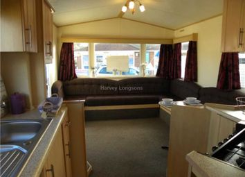 Thumbnail 3 bedroom mobile/park home for sale in Borth