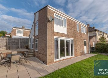 Thumbnail 3 bed detached house for sale in Cross View Rise, Wembdon, Bridgwater
