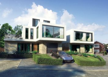 Thumbnail 4 bedroom detached house for sale in Daylesford Close, Whitecliff, Poole