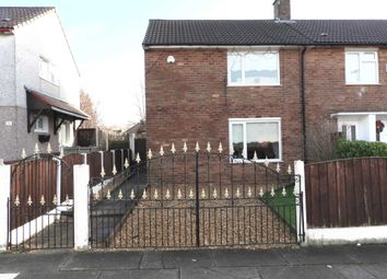 Thumbnail 2 bedroom town house for sale in Overton Close, Kirkby, Liverpool