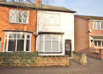 Thumbnail 3 bed semi-detached house to rent in Manvers Road, West Bridgford, Nottingham