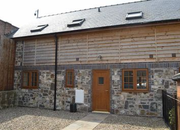 Thumbnail 3 bed semi-detached house to rent in Gernant, Llanidloes Road, Llanidloes Road, Newtown, Powys