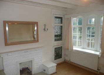 Thumbnail 1 bed cottage to rent in Oddfellows Row, Measham, Swadlincote