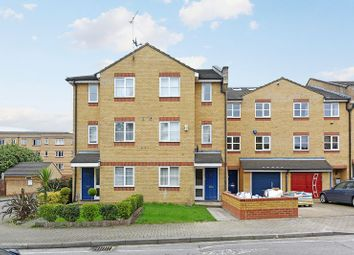Thumbnail 4 bed end terrace house for sale in Mast House Terrace, London