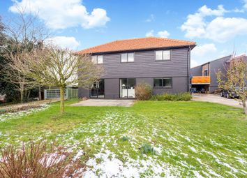 Thumbnail 4 bedroom detached house to rent in The Old Racecourse, Lewes
