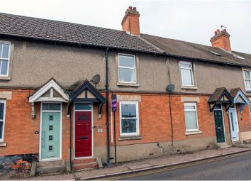 Thumbnail 2 bed terraced house for sale in Barleythorpe Road, Oakham