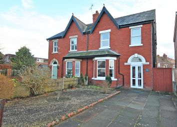 Thumbnail 4 bed semi-detached house for sale in Shellfield Road, Southport