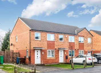 Thumbnail 3 bedroom end terrace house to rent in Metcombe Way, Manchester