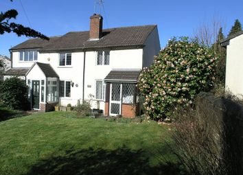 Thumbnail 2 bed semi-detached house for sale in Cemetery Road, Lye, Stourbridge