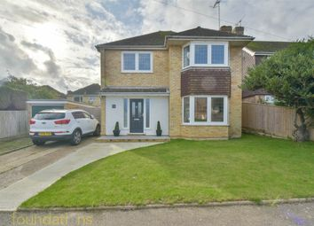 Thumbnail 4 bed detached house for sale in Warnham Gardens, Bexhill-On-Sea, East Sussex
