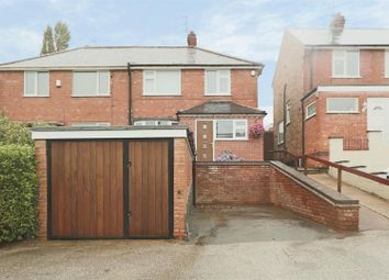 Thumbnail 4 bed semi-detached house for sale in Surgeys Lane, Arnold, Nottingham