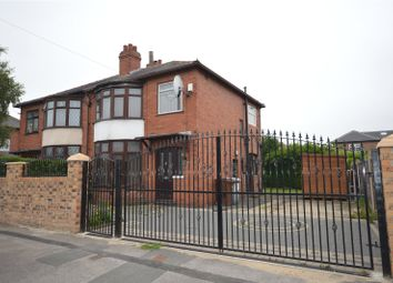 Thumbnail 3 bed semi-detached house for sale in Oakhurst Grove, Leeds, West Yorkshire