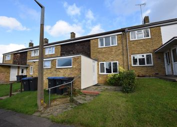 Thumbnail 2 bed terraced house for sale in Wharley Hook, Harlow