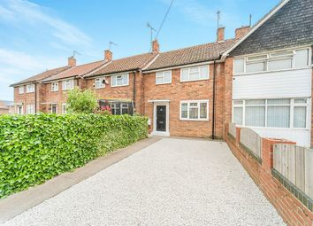 Thumbnail 3 bedroom terraced house to rent in Stapleford Close, Hull