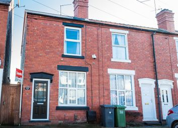 Thumbnail 2 bed end terrace house for sale in Stourport Road, Kidderminster