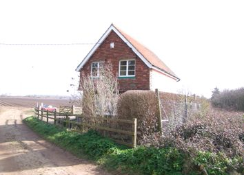 Thumbnail 3 bed detached house for sale in Sizewell, Leiston