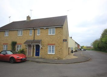 Thumbnail 3 bed end terrace house to rent in Honeymead Lane, Sturminster Newton