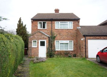 Thumbnail 3 bed detached house for sale in Gale Close, Hales, Norwich