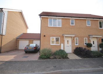 Thumbnail 3 bedroom property to rent in Willowcroft Way, Cringleford, Norwich