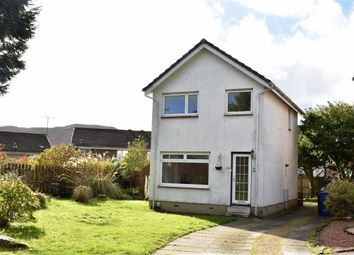 Thumbnail 3 bed detached house for sale in 13, Wellyard Wynd, Greenock, Renfrewshire