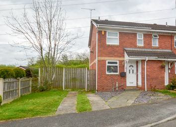 Thumbnail 2 bed semi-detached house for sale in Ravenfield Close, Owlthorpe, Sheffield