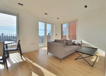 Thumbnail 1 bed flat to rent in 15 Exchange Gardens, London