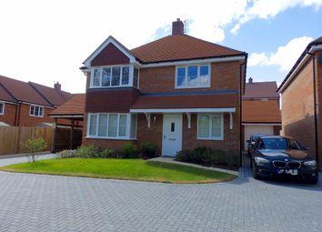 Thumbnail 4 bed detached house for sale in Nye Close, Wickhurst Green, Broadbridge Heath, Horsham