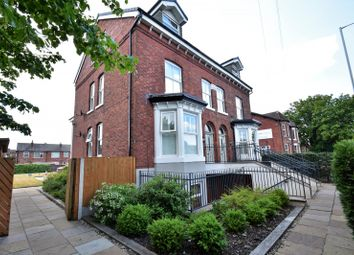 Thumbnail 1 bed flat for sale in Buxton Road, Stockport