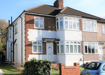 Thumbnail 2 bedroom maisonette to rent in Boscombe Avenue, Hornchurch