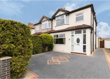 Thumbnail 4 bed semi-detached house for sale in Wellington Avenue, Sidcup