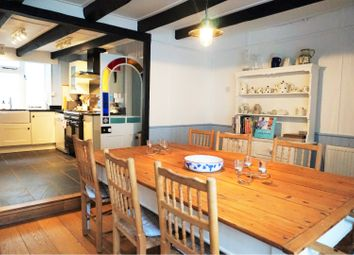 Thumbnail 3 bed end terrace house for sale in The Warren, Looe