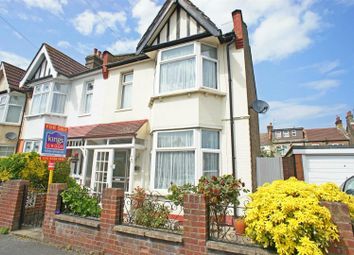 Thumbnail 3 bedroom end terrace house for sale in Templeton Avenue, London