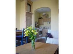 Thumbnail 4 bed flat to rent in Scotland Street, Edinburgh