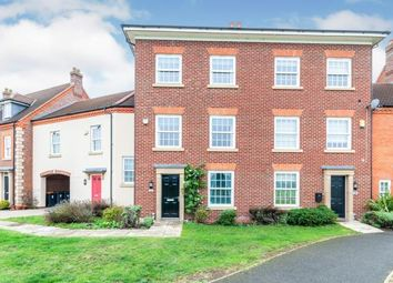 Thumbnail 4 bed terraced house for sale in Greenkeepers Road, Great Denham, Bedford, Bedfordshire