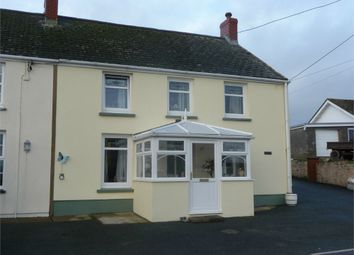Thumbnail 3 bed end terrace house for sale in 4 Station Terrace, Maenclochog, Clynderwen, Pembrokeshire