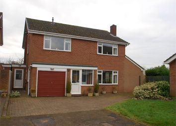 Thumbnail 5 bed detached house for sale in Holdon Croft, Rosliston, Swadlincote, Derbyshire