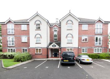 Thumbnail 2 bed flat for sale in Downes Way, Manchester