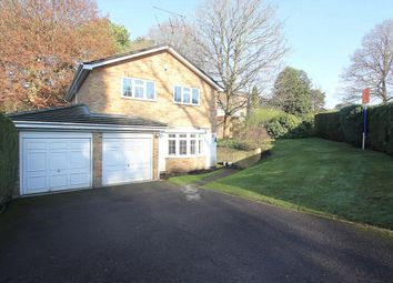 Thumbnail 4 bed detached house for sale in Ashwell Avenue, Camberley