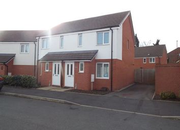 2 bed semi-detached house for sale in Drakeley Close, Courthouse Green, Coventry, West Midlands CV6