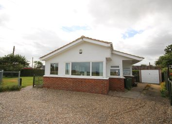 Thumbnail 3 bed detached bungalow to rent in The Promenade, Scratby, Great Yarmouth