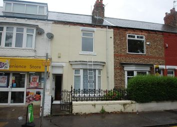 Thumbnail 2 bed terraced house to rent in Lanehouse Road, Thornaby, Stockton-On-Tees