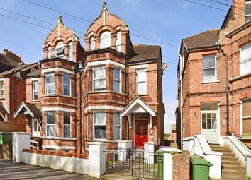 2 bed maisonette for sale in Broadmead Road, Folkestone CT19